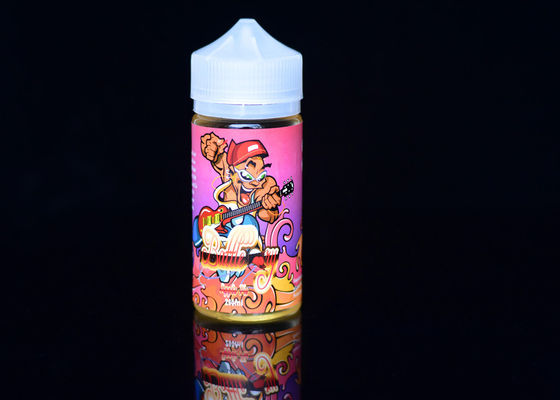 Capacity 200ML E Cig Liquid , Vape E Juice With Apple Pie Free Samples Available Tedarikçi
